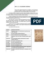 Tema 2 El Calendario Romano