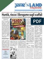 Librogame's Land Magazine Anno 5 numero 3 (47) - Marzo 2010