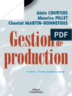 50009812 Gestion de Production