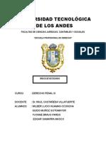 Capitulo x - CODIGO PENAL PERUANO