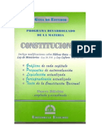 Guia de Estudio Constitucional