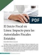 El Juicio Fiscal en Linea