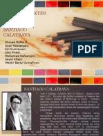 Kajian Karakter Dan Prinsip Desain Dari Santiago Calatrava