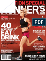 Runner's World - November 2015