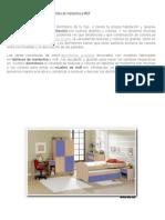 Como decorar dormitorios con muebles de melamina y MDF.docx