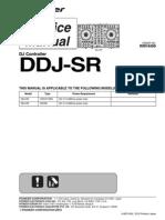 SM Pioneer DDJ-SR