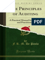 The Principles of Auditing 1000064426