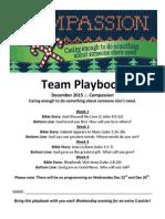 December Team Playbook