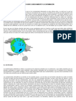 Ensayo Sobre El Medio Ambiente y La Contaminación