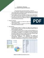 1 Mesa- Conclusiones Presupuestos Mensuales