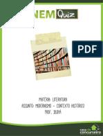 4600 LIT Rev Pre Modernismo Contexto Historico