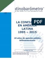 Confianza en Latam 2015