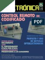 Saber Electronica Nº40 Argentina