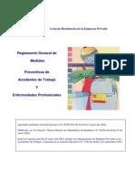 Reglamento de Seguridad-Honduras Cap 10