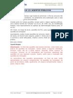 Aula 13 - Agentes Públicos- ESTRATEGIA concursos