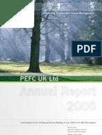 PEFC UK Annual Report 2008