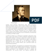 Pequeña Biografia_Richard Wagner