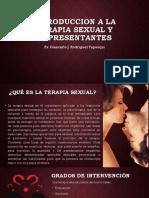 INTRODUCCION a La Terapia Sexual