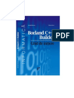 Borland C Builder. Ghid de Initiere