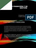 Contabilidad Financiera y de Gestión