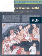 Humanities Diverse Faiths Ei