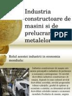 200190451 Industria Constructoare de Maklsini Si de Prelucrare A