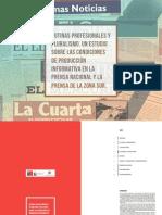Rutinas periodísticas y pluralismo