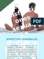 Causas de Las Disfunciones Sexuales