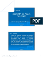 Agua Caliente wil