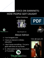 DEFCON 22 Adrian Crenshaw Dropping Docs on Darknets How People Got Caught UPDATED