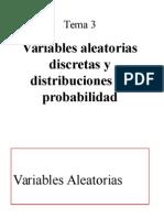 5 VAD y Distribuciones de Probabilidad