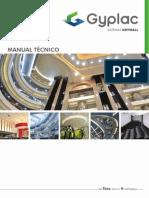 Manual Tecnico Gyplac