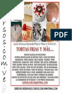 Tortas Frias - Torta Oreo Xv