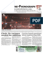 December 2, 2015 Tribune-Phonograph