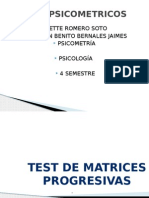 Test Psic0metricos