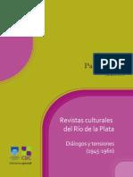 Revistas culturales del Río de la Plata