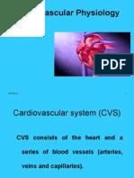 Cardiovascular Physiology ALL AZ