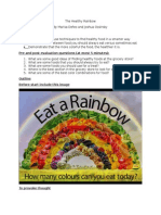 the healthy rainbow