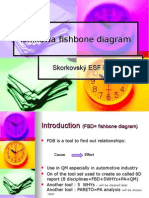 Ishikawa Fishbone Diagram ENG 20111109