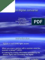 Analog to Digital Converters Presentation