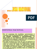 Defensa Naciona Sabad