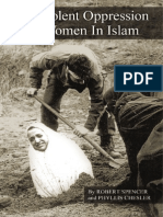 Violent Oppression of Women in Islam