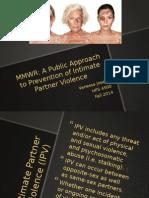 mmwr presentation