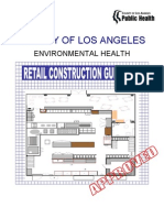 Guidelines Retail Construction Requirements