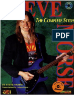 Steve Morse the Complete Styles