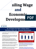 PWL and Economic Development