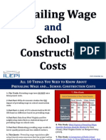 PWL and School Costs