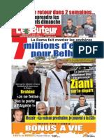 LE BUTEUR PDF du 31/03/2010