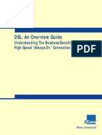 Dsl Overview 3 Com