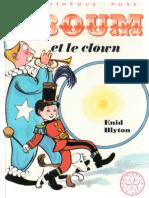 Enid Blyton - 06 - Boum Et Le Clown